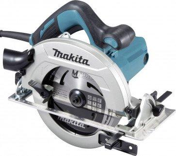 Makita Handkreissäge HS7611 1.600 Watt, 65 mm Schnitttiefe