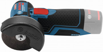 Bosch Akku-Winkelschleifer GWS 12V-76 Sologerät, ohne Akkus, ohne Ladegerät