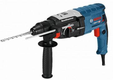 Bosch Bohrhammer GBH 2-28 F+GSR 10,8-2-Li 880 Watt, 3,2 Joule, mit Wechselfutter, sowie