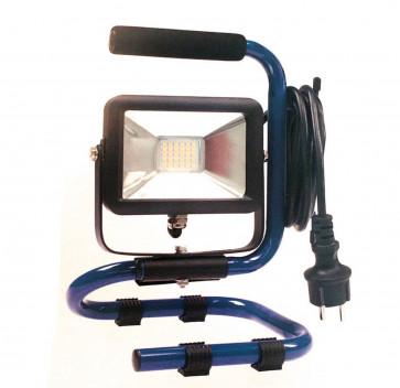 Schwabe LED-Strahler, klappbar 10 Watt, 700 Lumen, 230 Volt, Samsung Chip,