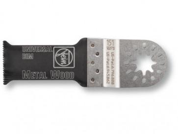 Fein E-Cut Sägeblatt 29 mm Metall + Holz, Pack= 3 Stück