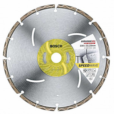Bosch Diamanttrennscheibe 125x22,2 mm