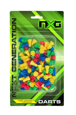 NXG Darts für Blow Guns 100er Pack