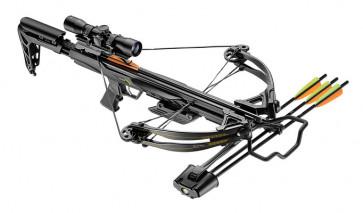 Armbrust Blade schwarz 373 km/h, 79,3 kg Zugkraft, 3,04 kg Gewicht