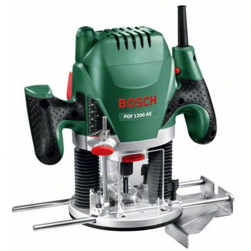 Bosch Oberfräse POF 1200 AE 1200 Watt, 55 mm, 6 mm Werkzeugaufnahme