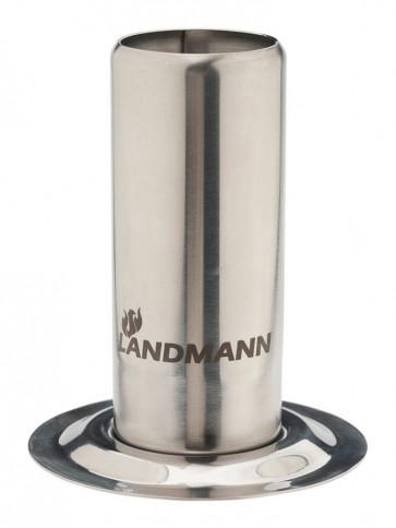 Landmann Hähnchenhalter selection Edelstahl 250 ml Behälter, für geschlossene Grillgeräte