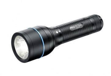 Walther Pro Taschenlampe PL75mc 210 Lumen, Lichtfarben: rot, grün, blau, weiß