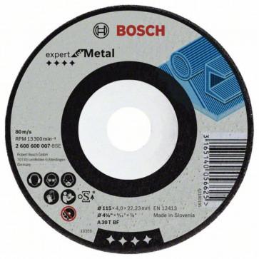 Bosch Schruppschleifscheibe 115 x 6,0 x 22,2 mm
