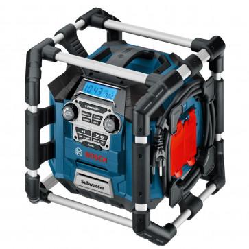Bosch Akku-Baustellenradio GML 20