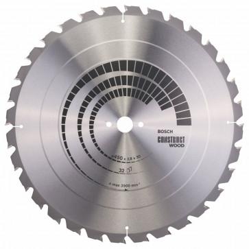 Bosch HM-Baukreissägeblatt
