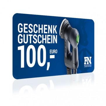 FN Geschenkgutschein 100 Euro