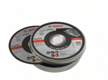 Bosch Trennscheibendose 125 x 1 mm für Stahl