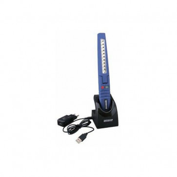 Arbeits- und Inspektionslampe blau
