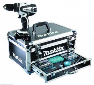 Makita Akku-Bohrschrauber DHP456RYW1