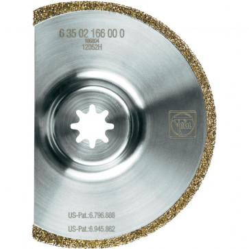 Fein Diamant-Segmentsägeblatt 63502166010