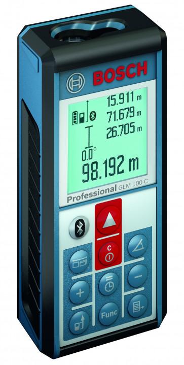 Bosch Laserentfernungsmesser GLM 100 C