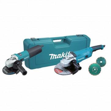 Makita Winkelschleifer-Set mit GA9020R und 9565H
