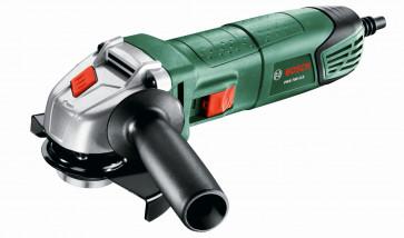 <ul> <li>Bosch PWS 700-115</li> <li>Handgriff</li> <li>schnellverstellbare Schutzhaube</li> </ul>