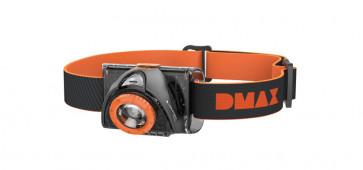 Led Lenser / DMAX  Buddy DX Stirnlampe 200 lm, 120 m, 25 h, IPX6