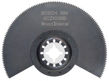 Bosch Segmentsägeblatt ACZ 100 BB