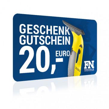 FN Geschenkgutschein 20 Euro