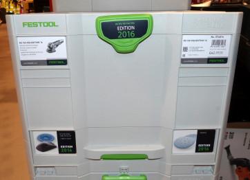 Festool Exzenterschleifer Rotex RO 150 FEQ  mit extra Schleifteller