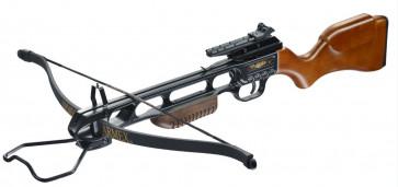 Armex Armbrust Firecat, Rahmen aus Aluminium, Bogen aus Fiberglas, autom.Sicherung, Verstellb.