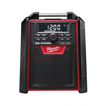 Milwaukee Akku-/Netz-Radio M 18 RC/0 mit Ladefunktion