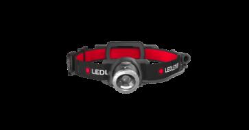Led Lenser Kopflampe H8R wiederaufladbar 600 Lumen, 150 m, 120 h,