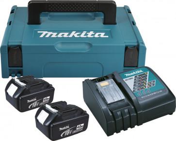 Makita Akku-Starter-Kit 18 Volt