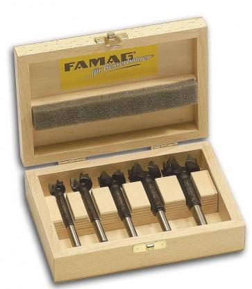 Famag Forstnerbohrer Bormax 5-teilig 15,20,25,30,35 mm