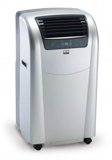 Remko Raumklimagerät RKL 360 Eco S-Line / silber 3,5 kW, R290, für Räume bis 100m³