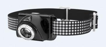<ul> <li>1 Led Lenser Kopflampe SEO 7 RB schwarz</li> <li>1 Akkusatz</li> <li>USB-Kabel</li> <li>Test-it-Blister</li> </ul>