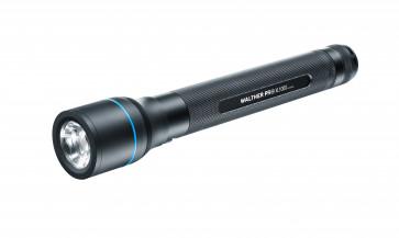 Walther PRO Taschenlampe XL1000 920 Lumen, max. 270 m Reichweite, D Alkalie Batt.