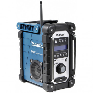 Makita Baustellenradio DMR105 Digital
