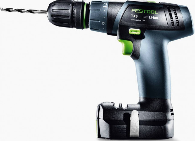 festool akku bohrschrauber txs li 2 6 plus g nstig online kaufen. Black Bedroom Furniture Sets. Home Design Ideas