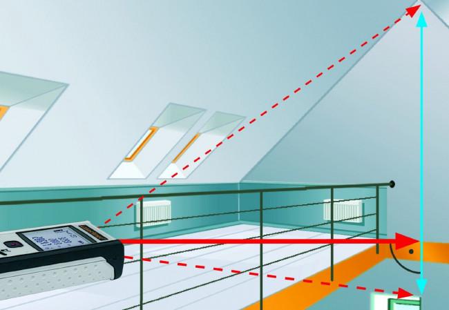 Laser Entfernungsmesser Laserliner : Laserliner entfernungsmesser distancemaster pocket