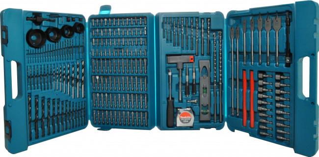 Makita Bohrer Und Bit Set P 44046 216 Tlg Im Koffer Online Kaufen Fnwerkzeuge De