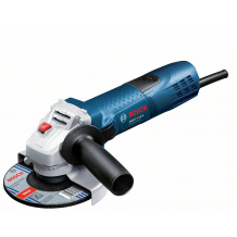 Bosch Einhandwinkelschleifer GWS7-115 E 720 Watt, 115 mm Scheiben, 2.800-11.000 U/min