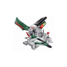 Bosch Kapp- und Gehrungssäge PCM 8 mit Sägeblatt