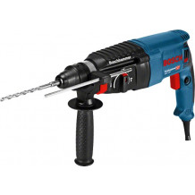 Bosch Bohrhammer GBH 2-26  830 Watt, SDS-plus, 4-26 mm, 2,7 Joule,