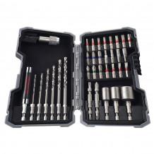 Bosch Bit-und Metallbohrerset 35-teilig
