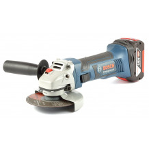 Bosch Akku-Winkelschleifer GWS 18-125 V-Li