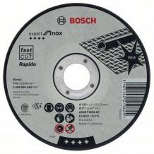 Bosch Trennscheibe für Metall 115 x 1,0 x 22,2 mm INOX