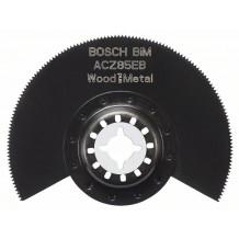 Bosch Segmentsägeblatt Bimetall, D= 85 mm