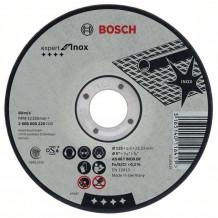 Bosch Trennscheibe für Metall 230 x 2,0 x 22,2 mm, superdünn