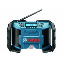 Bosch GML 10,8 V mit Anleitung Netzteil 2 x 1,5-V-LR03 (AAA) Batterien Aux-In Kabel