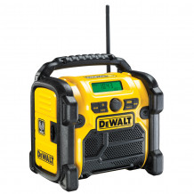 DeWALT Baustellenradio DCR020 digital
