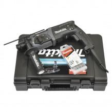 Makita Bohrhammer HR2470BX40 SDS-plus, 780 Watt, 2,4 Joule, 2,9 kg