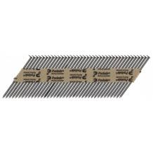 Paslode Streifennägelpack 3,1 x 90 mm, gerillt, blank, 2500 Stück inkl. 2 Gaskartuschen